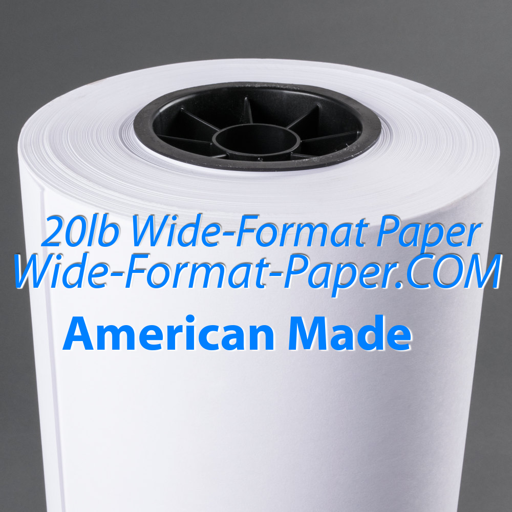 Wide Format Paper Rolls | Wide Inkjet Rolls | Wide Engineering Rolls