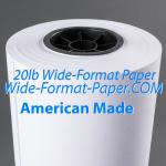 paper roll end cap w wide_format_paper